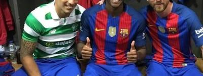 ''Passou no teste '' Barcelona elogia e efetiva compra definitiva do Brasileiro Marlon