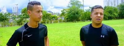 'Agora é oficial '! Jogadores brasileiros se apresentaram para a nova temporada nos EUA !