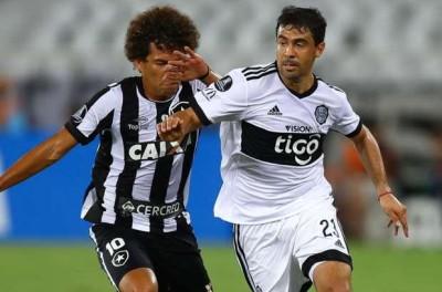 Com golaço de Pimpão Botafogo deu mais um passo rumo a principal fase da libertadores