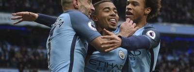 ''Precisa dizer mais alguma coisa ?Jesus marca 2 gols e faz City vencer mais uma no Inglês