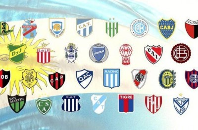 Após greve e acordo prévio futebol argentino retoma as atividades com rodada nesse quinta!