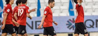 Brasileiro Rodrigo Tabáta Marca 3 em vitória de seu clube no Catar e cogita seleção !