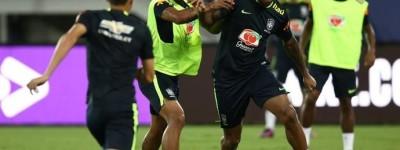 Brasileiros duelaram pelo o chinês antes de se apresentarem a seleção 'realidade chinesa '