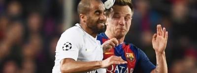 Coisas do Futebol ! Enquanto um brasileiro brilha o outro chora Lucas se diz envergonhado!