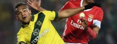 Em jogo numero 50 do goleiro Ederson  Benfica fica no empate com Paços Ferreira