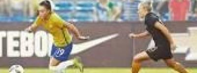 Jogadora Brasileira é a nova contratação do Orlando e está ansiosa para conhecer seu ídolo