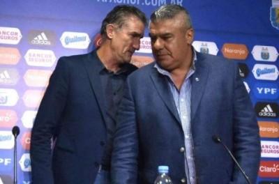 Ex-treinador São Paulino escracha futebol Argentino''Bagunça brasil ta na frente em tudo''