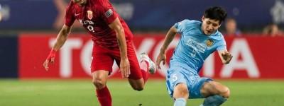 Shanghai vence e Teremos duelo de Brazucas nas quartas de finais da Champions Asiática