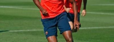 ''Degrau a Degrau''Após passar no teste de time B do Barça zagueiro Marlon será efetivado!