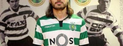 Embalado pelo o pai  Filho do Tetra Bebeto se apresenta no Sporting para pré-temporada !