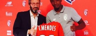 ''Meu lugar é na seleção '' Cita Thiago Mendes após ser contratado pelo o Lille da França