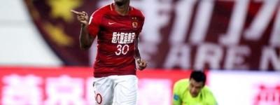ídolo na China atacante ex-vasco acerta sua volta para o futebol chinês se diz lisonjeado!
