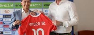 Conheça Mauro o Jr Brasileiro desconhecido de18 anos contratado a peso de ouro pelo o PSV