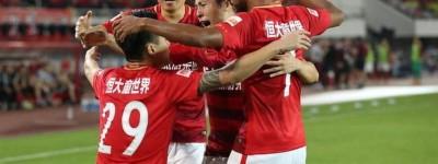 O campeão chinês saiu antecipadamente e time de Scolari garante o heptacampeonato !