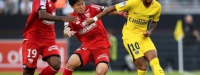 'Sou um ser humano ' Neymar Joga mal e PSG sofre para vencer equipe Modesta na França !
