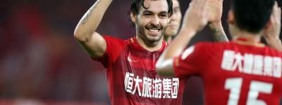 Após ano de títulos na China Brasileiro curte férias e diz querer jogar na Europa !
