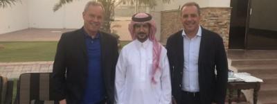 Treinador Brasileiro acerta com clube dos Emirados e enfatiza nova fase'agora estou feliz'