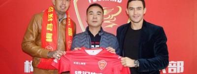 Brasileiro Ex-Vitória será o primeiro brasileiro em clube chinês que acaba de subir !