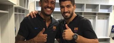 Brasileiro Paulinho recebe reconhecimento de Suárez no Barça 'Calou muitas bocas aqui ' !