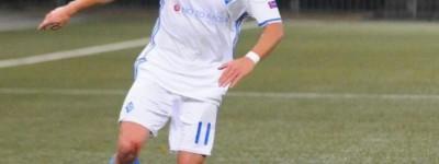 Dinamo goleia e segue em alta na liga com 'Hat Trick' De brasileiro ex-Santos !