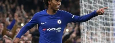 'Mais um Brasileiro que entra para  História't Dessa vez Willian do Chelsea ! Veja aqui !