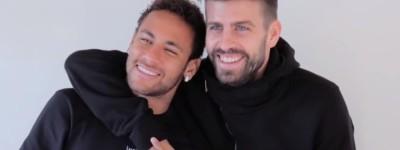 Neymar elogia amigo Piquet e  resume copa de 2014 em uma só palavra 'Porcaria ' !