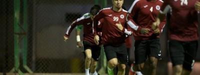 Brasileiro Ex-Santos quer levar seu clube no emirados a ser campeão inédito !