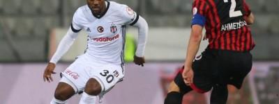 Em estréia em seu novo clube na Turquia Wagner Love joga bem e ajuda sua equipe à vencer !