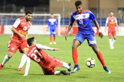 Atacante Erick Luís ex-Vasco e Bahia falou sobre esse início no futebol do Bahrein !