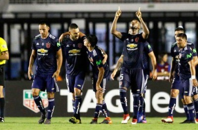 Brasileiro briga com treinador no Chile e diz 'Não gostei da alteração e fui questioná-lo'