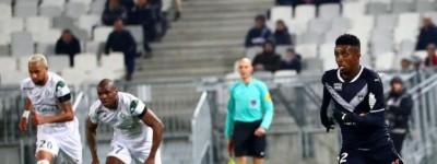 Cafú volta Após cinco meses sem entrar em campo em uma partida oficial pelo Bordeaux !