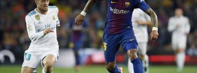 O brasileiro Paulinho foi liberado dos treinos do Barcelona para chegar inteiro na Copa !