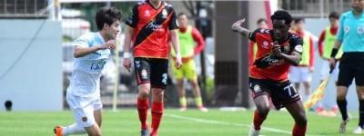 Brasileiro cria do Flamengo,hoje na Coreia diz que ViniciusJr está preparado para o Real !