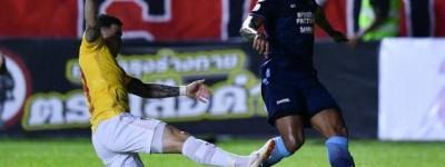 Brasileiro do Pattaya United é destaque na Tailândia com oito gols marcados na temporada !