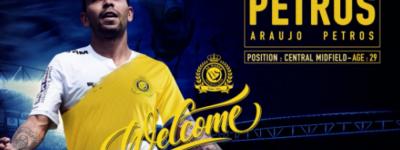Sauditas desembolsaram R$ 22,05 milhões por meio-campista ex-São paulo por 2 Temporadas !