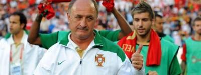 Sem emprego desde novembro, treinador Felipão pode pintar no comando do Sporting Lisboa !