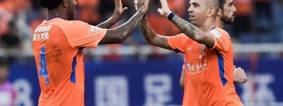 Equipe dos Brasileiros Tardelli e Gil disputaram a final da copa da china 2018 !