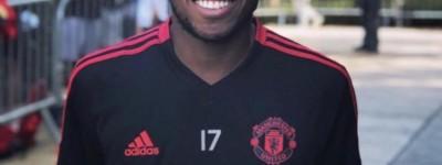 Fred já chegou nos EUA para a pré-temporada e já iniciou trabalhos com Manchester United