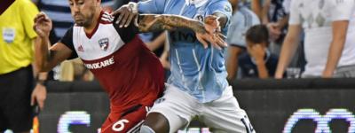 Lateral Brasileiro estreia pela a MLS com vitória e boa atuação diante do Sporting KC!