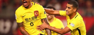 Paulinho retorna à china em time que já tem 5 estrangeiros , veja como vai ficar!