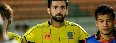 Principal jogador do Army United Brasileiro quer ajudar sua equipe a conquistar título !