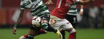 Artilheiro do Campeonato Português brasileiro fez o gol que deu a vitória ao Braga !