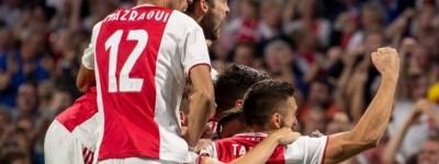 Com passe magistral de brasileiro ex-São Paulo Ajax vence primeira partida na Champions !