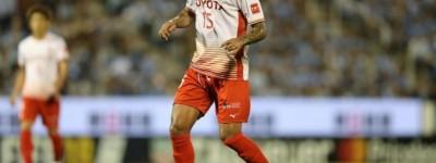 Brasileiro ex -Bahia espera um fim de ano de muita intensidade de sua equipe no Japão !