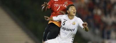 Brasileiro ex-timão é ovacionado por torcedores japonês após triunfo na J-league !