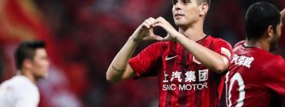 Brasileiro Oscar segue fazendo história em sua passagem pelo futebol chinês !