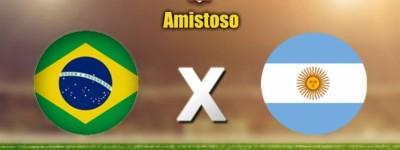 Seleção Brasileira entra em campo querendo contra 'hermanos' consolidar novo ciclo de Tite