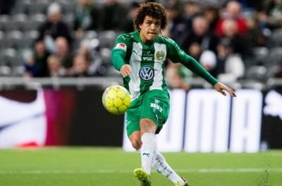Brasileiro que atua pelo Hammarby entrou pela a seleção do campeonato Sueco !