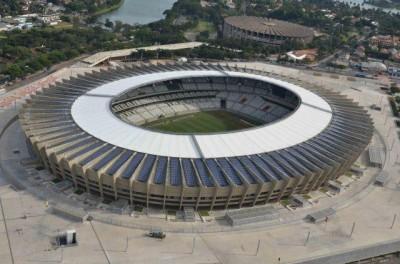 Com final adiada,clube brasileiro oferece seu palco para ser final da Libertadores !