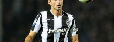 Ex-fluminense faz golaço em campeonato Grego,onde sua equipe segue lide isolada !